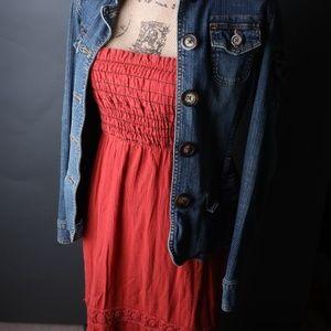 Tube top  summer dress 2/$30